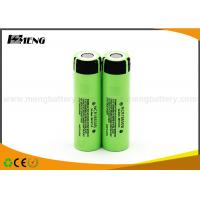 Wholesale Ncr18650B 3400mah Li - Ion 3.7v Battery Panasonic Green Cylinder 18650 from china suppliers