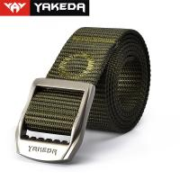 Wholesale 1.5 Inch Wilderness Tactical Belt Nylon Webbing Belt for Outdoor from china suppliers