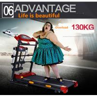 Wholesale Home multifunctional Treadmill with CE certification from china suppliers