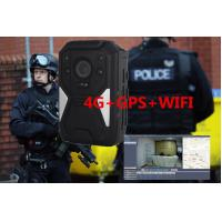 Wholesale Full HD 1440P 4G Body Camera IP67 waterproof camera law enforcement camera from china suppliers
