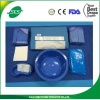 Wholesale Good Quality Factory Supply Cesarean Drape Pack, C Section Pack from china suppliers