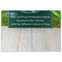 Wholesale Biodegradable Spunbond Non Woven Landscape Fabric for Agriculture Protection Mat from china suppliers