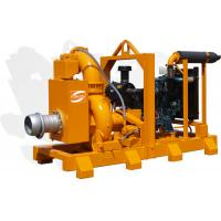 Quality mobile dewatering pump for sale