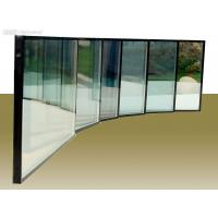 Wholesale Flat Low Reflective Coated Glass Insulated / Laminated Sapphire For Partition Wall from china suppliers