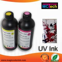 Wholesale UV Curable Printing Inks for Hard & Soft Material with high performance from china suppliers