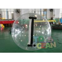 Wholesale Human Sized Hamster Ball Inflatable Walking Ball Floating Clear Colored from china suppliers