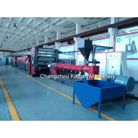 Wholesale Tape Extrusion Line exported to Tailand,capacity 400Kg/h,stainless steel material,customizable from china suppliers