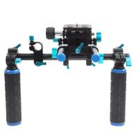 Wholesale Metal Detachable Shoulder Rig Dslr Shoulder Mount For Dv And Dslr Camera from china suppliers