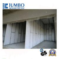 Wholesale Prefab Concrete AAC Wall Panels Lightweight Partition Walls , Sound Proof from china suppliers