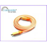 Wholesale 24K Gold plated 19 pin FC copper flat cable audio return channel HDMI Cables 1.4 from china suppliers