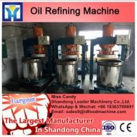 China Small scale capacity edible complete set small palm oil processing machine palm oil refinery refining machine on sale