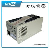Quality 120VAC DC AC Inverter 48v 12v Power Inverter Black High Efficiency for sale