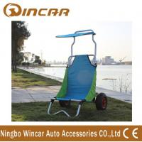 Wholesale Portable Kayak Beach Chair Trolley , Collapsible Canoe Cart Carrier from china suppliers