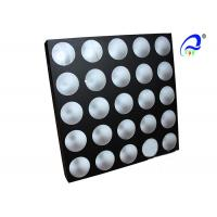 Wholesale LED 25 Heads 10W RGB LED Matrix Lights / LED Matrix Blinder Panel Light 17kg from china suppliers
