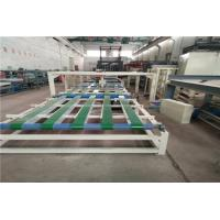 Wholesale Building Material Machinery Particle Mgo Board Production Line , Lightweight Wall Panel Machine from china suppliers