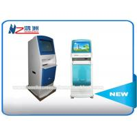 Quality Digital Signage LCD Interactive Information Kiosk With Infrared Touch Screen for sale