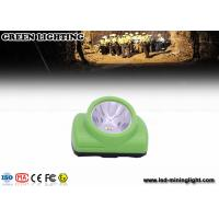 Wholesale Green Led Mining Headlamp , Brightest Explosive Proof Underground Tunnel Headlights from china suppliers