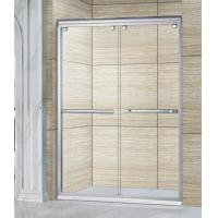 Buy cheap shower enclosure shower glass,shower door B-3802 from wholesalers