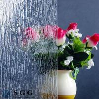 Wholesale Clear Rainbow Patterned Glass 4mm 5mm 6mm from china suppliers
