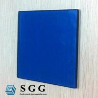Wholesale Dark Blue tinted float glass 4mm 5mm 5.5mm 6mm 8mm 10mm 12mm from china suppliers