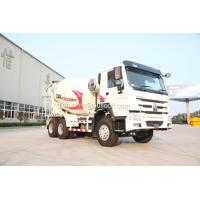 Wholesale HOWO Mixer Trucks-10m3 from china suppliers