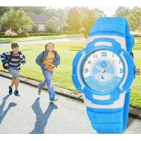 Wholesale Wholesale Synoke PU Strap Children Waterproof 50m Sport Watches Students Quartz Watches 9608 from china suppliers