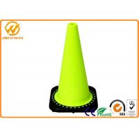 Wholesale High Reflective Tape 28 Inch Traffic Cones for Road Construction / Parking Lot / Bridge from china suppliers