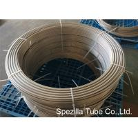 Wholesale ASTM A789 UNS S31803 Duplex Stainless Steel Pipe ,  Grade 2205 Coiled Stainless Steel Tubing from china suppliers