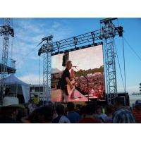 Wholesale P8 Hanging Outdoor Advertising LED Display , smd led panel Screen High Definition from china suppliers