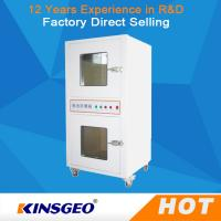 Wholesale 100KG SUS#201 Stainless Steel Battery Test Chamber , Battery Explosion Proof Test Chamber from china suppliers