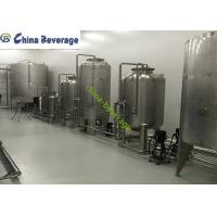 Wholesale Pure Reverse Osmosis Water Treatment System For Water Bottling Line SUS316 from china suppliers