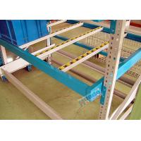 Wholesale Powder Coating Carton Pallet Flow Rack Aluminum Alloy Flow Rails With Plastic Rollers from china suppliers
