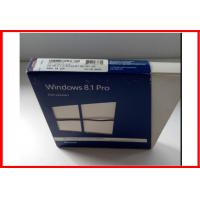 Wholesale Genuine Windows 8.1 Pro Retail Box 64 Bit Full Version Original Lifetime Warranty from china suppliers