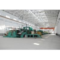 Quality Semi Continuous Push Pull Pickling Line For Removing Ferric Oxide for sale