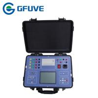 Wholesale high voltage portable megger circuit breaker analyzer with USB port and printer from china suppliers