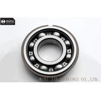 Corrosion Resistant Deep groove ball bearing With Snap Ring 6210-ZNR / 2ZNR