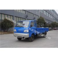 Wholesale 48V Battery Power Electric Utility Truck Single Cab 5 Tons Load Capacity from china suppliers