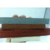 Wholesale Superior Thermal Stability Fireproof Insulation Materials High Density Foam Rubber Sponge from china suppliers