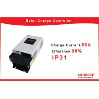 Wholesale Environmental MPPT Solar Controller Solar Charger 12V / 48V 60A from china suppliers