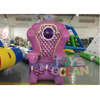 Wholesale Giant Inflatable Advertising Products For Children Inflatable Queen Chair Throne from china suppliers