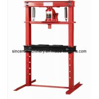 Wholesale 12t Hydraulic Workshop Shop Press (SIN0901B) from china suppliers