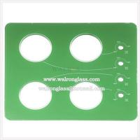 Wholesale Green Printing Gas Stove/Cooktop with Tempered/Toughened Glass from china suppliers
