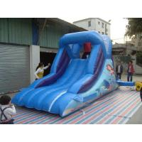 Wholesale Professional Durable PVC Tarpaulin Inflatable Sports Games Slide Commercial from china suppliers
