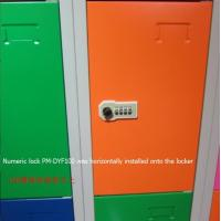 Quality Quality Metal Locker PMT-044R, Office Storage Lockers, (Non)Standard Metal Cabinet With Numeric Locks for sale