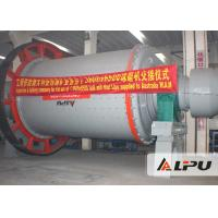 Wholesale Fly Ash Mining Ball Mill With Effective Volume 7.1m³ 110KW ISO CE IQNet from china suppliers