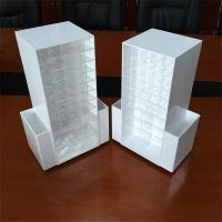 Wholesale White acrylic/Perspex cosmetic/makeup drawer organizer manufacturers china from china suppliers