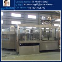 Wholesale bottle mineral filling packing line from china suppliers