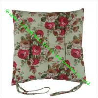 Wholesale Soft Memory Foam Dinning Chair Cushion , Square Indoor / Outdoor Cushions from china suppliers