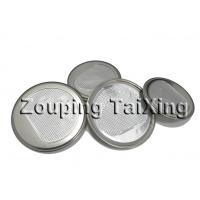 Wholesale 8011  heat seal aluminium foil for milk can seals from china suppliers