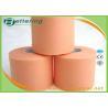 Buy cheap Orange Colour Foam Bandage Underwrap Sports Tape Bandage 7cm x 27m Athletic from wholesalers